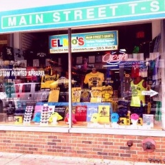 Elmo's Liberty Street T-Shirts