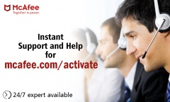 McAfee.com/Activate - Enter mcafee 25 digit activation code