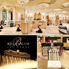 Bellagio Spa Salon & Fitness, Las Vegas, NV