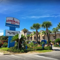 Admiral's Inn on Tybee Island
