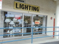Carriage Lighting Newhall