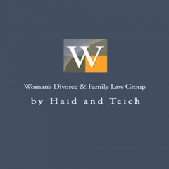Women's Divorce & Family Law Group, by Haid and Teich LLP