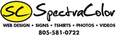 Spectracolor Signs / Tshirts / Photos / Videos
