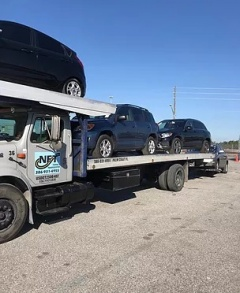 North Florida Towing 45 Local Towing