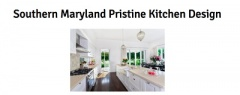 Southern Maryland Pristine Kitchen Design