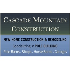 Cascade Mountain Pole Barns Bend