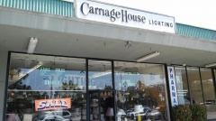 Carriage Lighting *  La Canada Flintridge