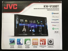 JVC Stereo KW V130BT for Sale Las Vegas