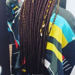 Tenneh's African Braiding Salon
