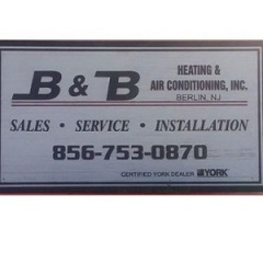 B & B Heating & Air Conditioning Inc.