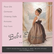 Bebe Elegante Children's Wear