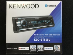 Stereo KDC BT568U for Sale Las Vegas