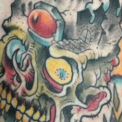 Calavera's Tattoos