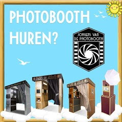Jongens van de Photobooth