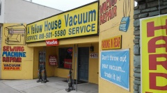 Yellow House Vacuum Repair