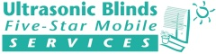 Ultrasonic Blind Cleaning Five Star Mobile Services