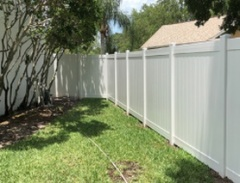 Michel Screen and Fence