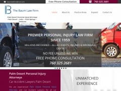 Car Accident Lawyer Palm Desert CA