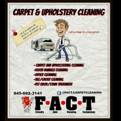 FACT Carpet & Upholstery Cleaning