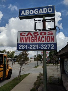 immigration lawyer houston cost