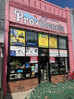 LA PROVIDENCIA SECOND HAND SHOP IN OMAHA, NE