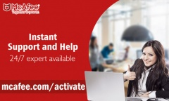 McAfee Customer Help Services