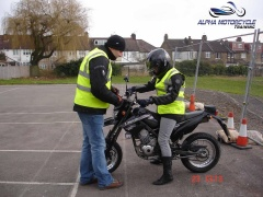 Alpha Motorcycle Training