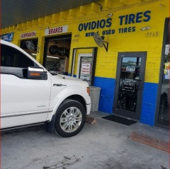 Ovidios Tires Inc