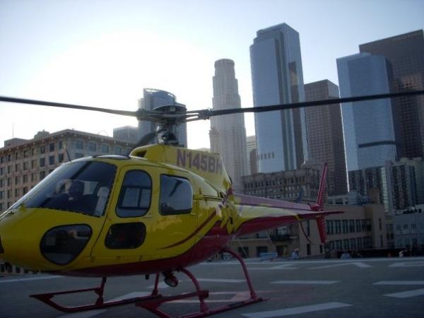 Elites Helicopter Tours Of Los Angeles petite entreprise