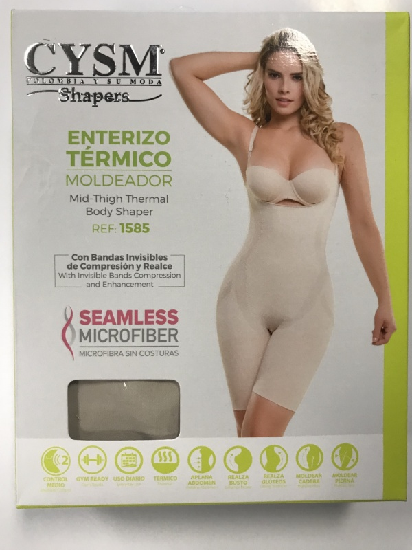 268ee92ad1 Enterizo Térmico Moldeador for Sale