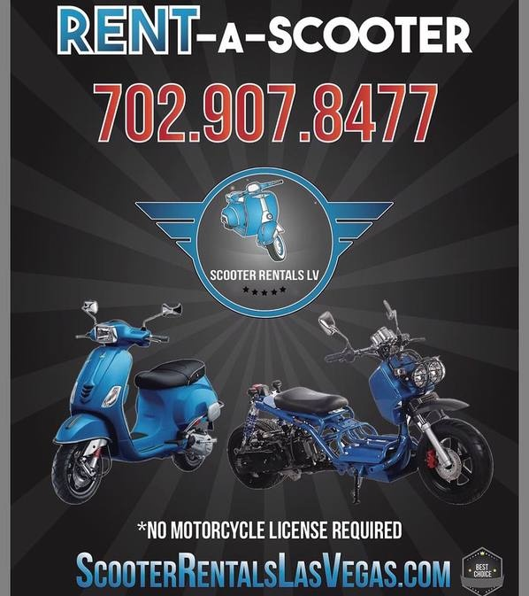 Scooter Rental Las Vegas Nv Rental And Leasing Business Listing