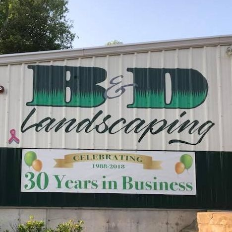 B & D Landscaping - Home Improvements Business Listing